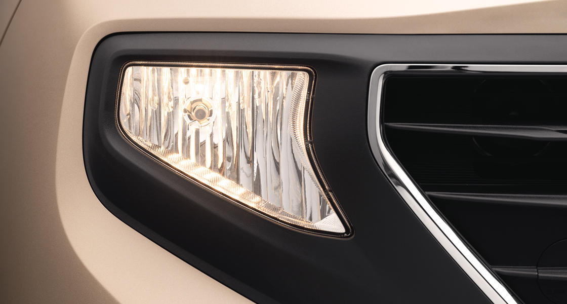 Cascading grille