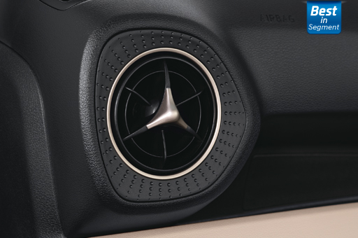 Fully Automatic Temperature Control buttons on center fascia