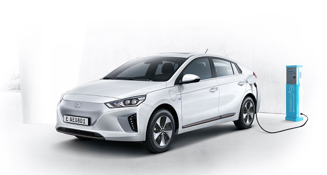 Ioniq electrics