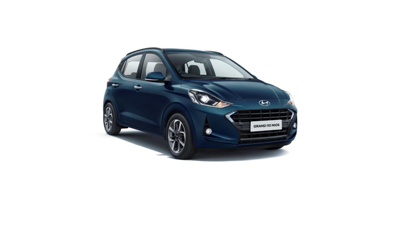 Hyundai GRAND i10 NIOS Launched In Nepal