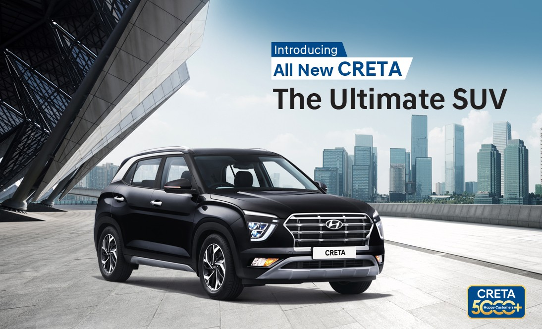 The All new Hyundai Creta now in Nepal