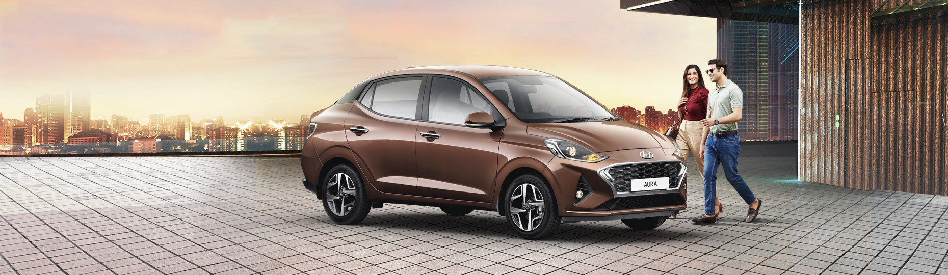 The All New AURA - Makes You Shine