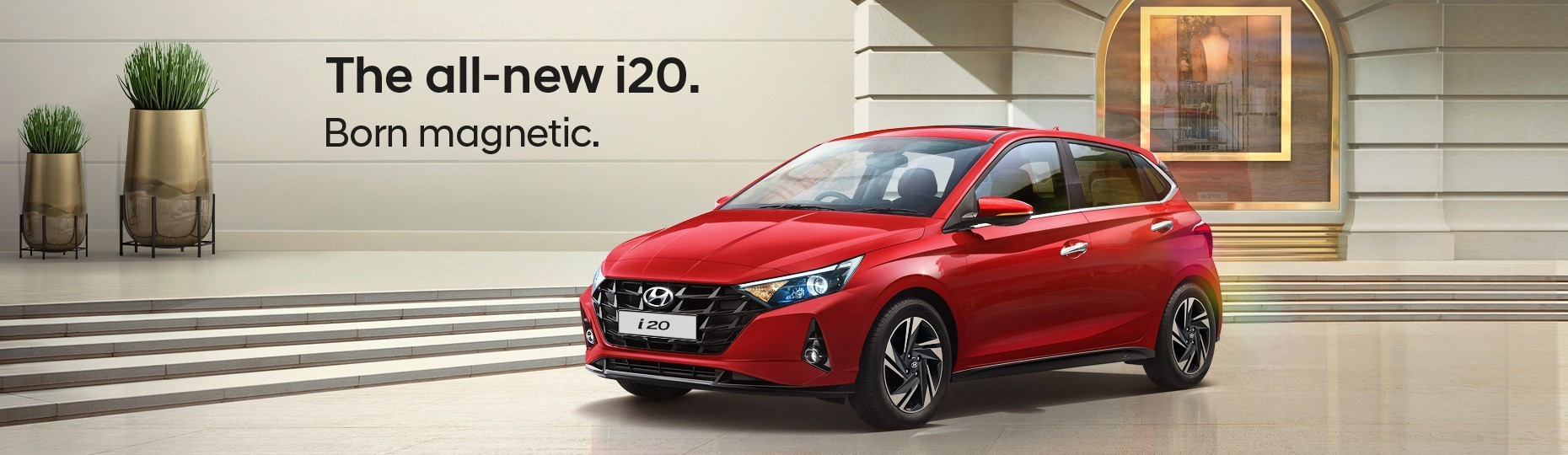 The all-new i20